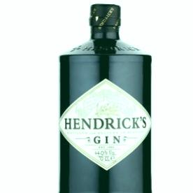 Ginebra de Hendrick