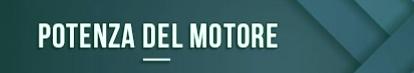 Potencia del motor