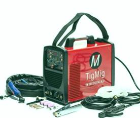 TigMig TM200 Digital Alu