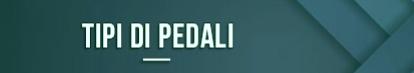 Tipos de pedales