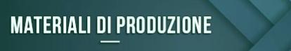 Materiales de producción