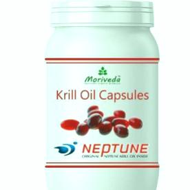 Aceite de Krill MoriVeda
