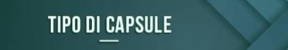 Tipo de cápsulas