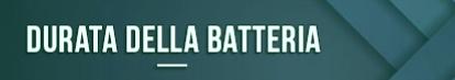 duración de la batería