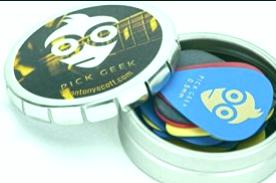 Elige Geek Delrin