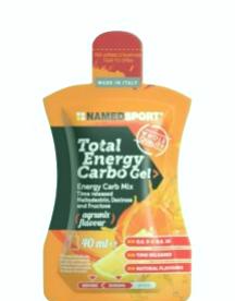 NamedSport Total Energy Carbo Gel