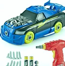 Think Gizmos Turbo Racing Car Kit TG726