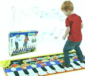 Alfombrilla de piano RenFox
