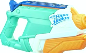 Boca para salpicaduras Nerf Super Soaker