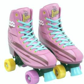 Preciosos juegos de patines