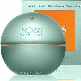Hugo Boss en movimiento