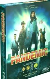 Pandemia de Asmodee Z-Man