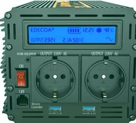 EDECOA CT19P21015L