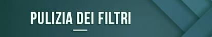 limpieza de filtros