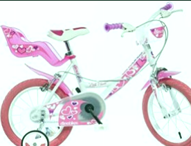 Bicicletas Dino 713 164RN
