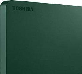 Conceptos básicos de Toshiba Canvio