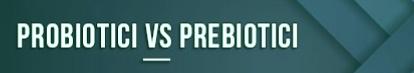Probióticos vs prebióticos