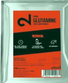 DUAL Pro Glutamina