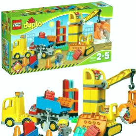 Lego Duplo Grande Cantier