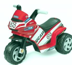 Peg Perego Moto Ducati Mini