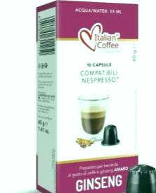 Café italiano para amantes del espresso