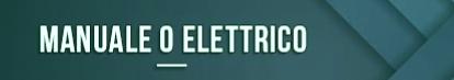 Manual o eléctrico