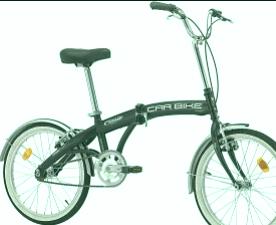 Bicicleta de coche