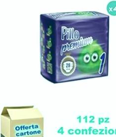 Pillo Premium Recién Nacido