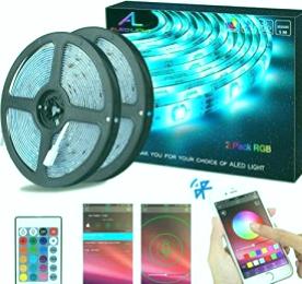 ALED Light EU5050RGBLY