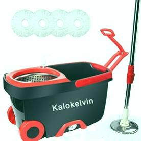 Trapeador giratorio Kalokelvin