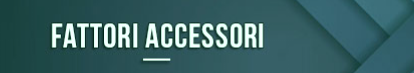 factores accesorios