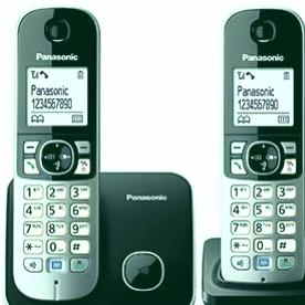 Panasonic-KX-TG6812JTB