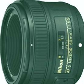 Nikon AF-S 50 mm
