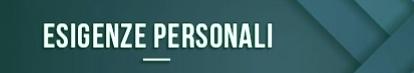 Necesidades personales