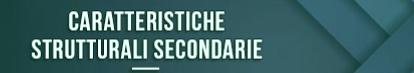 Características estructurales secundarias