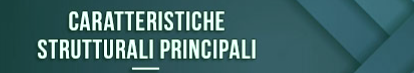 Principales características estructurales