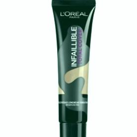 Cobertura total infalible de L'Oréal Paris