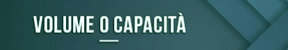 volumen o capacidad