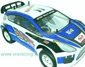 Rally de flash VRX