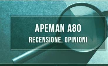 Apeman-A80-Revisión