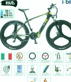Barro de montaña i-Bike