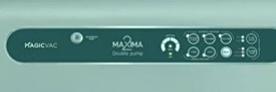Magic Vac VD50PK2 Maxima 2