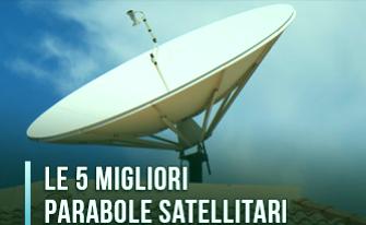 las mejores antenas parabólicas