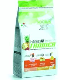 Entrenador de fitness 3 (sin cereales)
