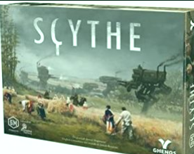 Ghenos Games Scythe