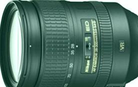 Nikon AF-S 28-300 mm
