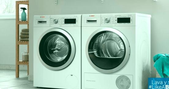 Las 4 mejores secadoras Bosch
