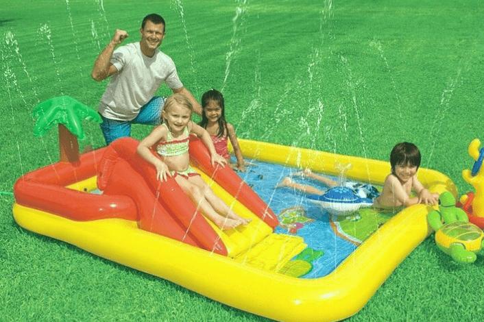 Las 5 mejores piscinas para niños