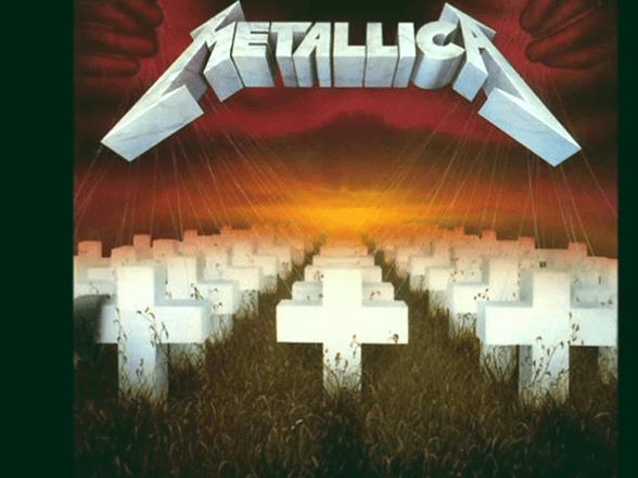 Los 5 mejores álbumes de Metallica