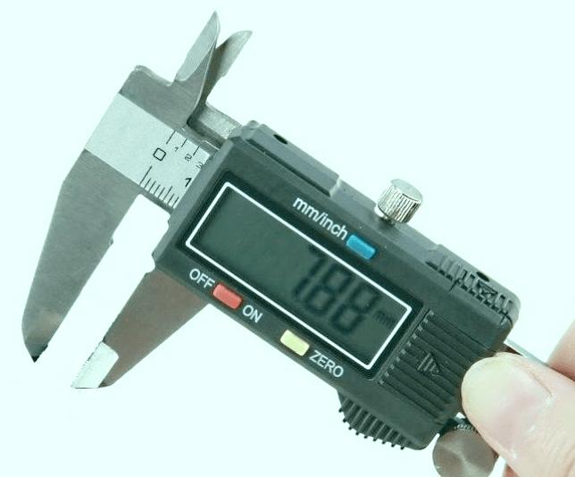 Los 5 mejores calibradores digitales